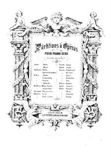 Vollständige Oper: Klavierauszug by Ludwig van Beethoven