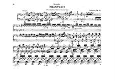 Fantasie in c-Moll, Op.80: Für Klavier, vierhändig by Ludwig van Beethoven