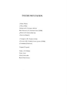 Les Troyens, H.133 Op.29: Präludium by Hector Berlioz