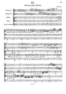 Misericordias Domini: Misericordias Domini by Johann Rudolf Ahle