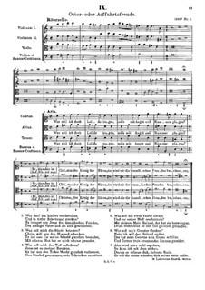 Oster oder Auffahrtsfreude: Oster oder Auffahrtsfreude by Johann Rudolf Ahle