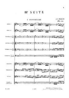 Vollständiger Zyklus: Partitur by Johann Sebastian Bach