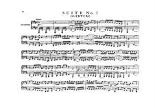 Vollständiger Zyklus: Version für Klavier, vierhändig – Stimmen by Johann Sebastian Bach