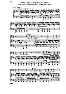 Nr.10 Das Volk, das im Dunkeln wandelt: Nr.10 Das Volk, das im Dunkeln wandelt by Georg Friedrich Händel