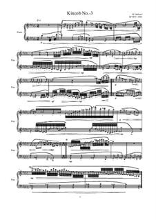 Kincob No.-3 for piano, MVWV 1092: Kincob No.-3 for piano by Maurice Verheul