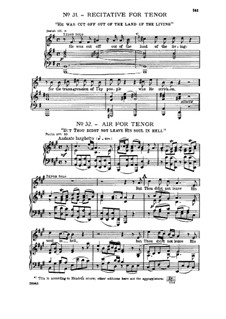 Fragmente: Nr.31-32 by Georg Friedrich Händel