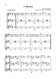 Масяня, Op.15: Для трёх гитар by Oleg Kopenkov