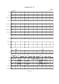 Symphony No.32: Symphony No.32 by Jordan Grigg