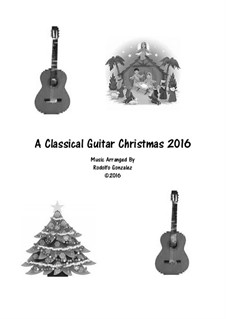 A Classical Guitar Christmas 2016: A Classical Guitar Christmas 2016 by folklore