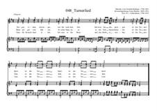 Turnerlied für Stimme und Klavier: Turnerlied für Stimme und Klavier by Ernst Richter