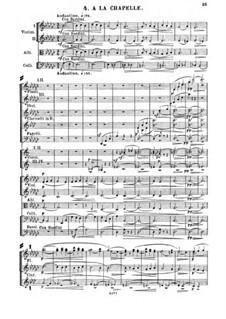 Suite Nr.4, Op.40: Movement IV À la chapelle by César Cui