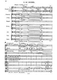 Suite Nr.4, Op.40: Movement V Le rocher by César Cui