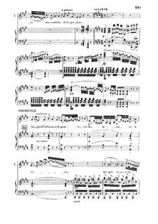 La Cenerentola: Non piu mesta. Rondo for Mezzo by Gioacchino Rossini
