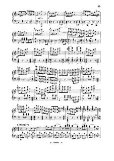 Der Liebestrank: Come Paride vezzoso. Cavatina for bass or baritone by Gaetano Donizetti