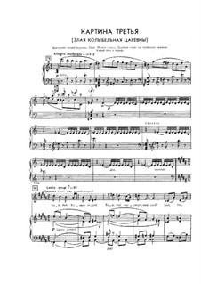 Kaschtschei, der Unsterbliche: Scene III by Nikolai Rimsky-Korsakov
