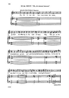 Judas Makkabäus, HWV 63: From mighty kings he took the spoil. Recitative and Aria for soprano by Georg Friedrich Händel
