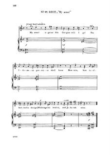 Judas Makkabäus, HWV 63: Sound an alarm! Recitative and Aria for tenor by Georg Friedrich Händel