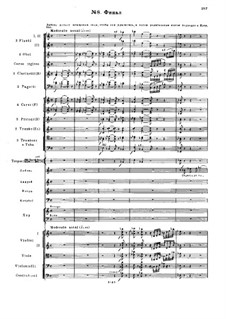 Mazepa, TH 7: Akt I, Nr.8 Finale by Pjotr Tschaikowski