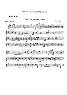 Suite from Ballet 'Esmeralda': No.2 Gipsy dance by Riccardo Drigo