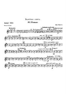 Ballet Suite: Nr.1 Romanze by Riccardo Drigo