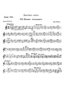 Ballet Suite: No.2 Pizzicato Polka by Riccardo Drigo