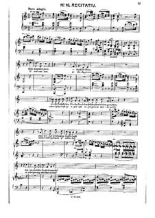 Die Jahreszeiten, Hob.XXI/3: Teil II. Der Sommer, Nr.16-20 by Joseph Haydn