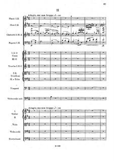 Konzert für Cello und Orchester in h-Moll, B.191 Op.104: Teil II by Antonín Dvořák