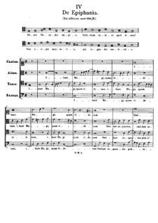De Epiphania. Hostis Herodes impie: De Epiphania. Hostis Herodes impie by Tomás Luis de Victoria