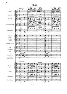 Nr.3 Skočná: Vollpartitur by Antonín Dvořák