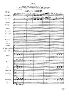Vollständiger Oper: Akt II by Georges Bizet