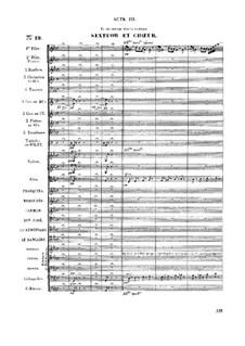 Vollständiger Oper: Akt III by Georges Bizet