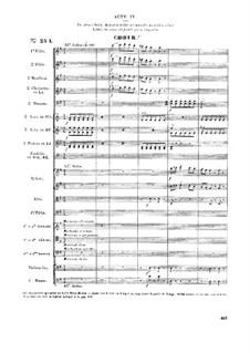 Vollständiger Oper: Akt IV by Georges Bizet