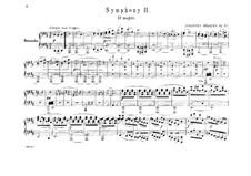 Vollständiger Satz: Version für zwei Klaviere, vierhändig by Johannes Brahms