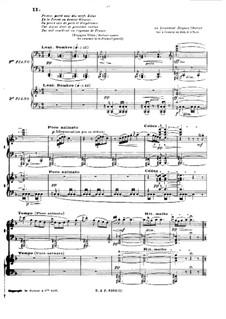 En blanc et noir (In Black and White), L.134: Teil II by Claude Debussy