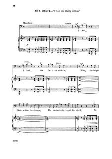Judas Makkabäus, HWV 63: Arm, arm, ye brave! Recitative and Aria for bass by Georg Friedrich Händel