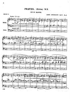 Pièces dans different styles for Organ: Heft 3, Op.17 by Alexandre Guilmant