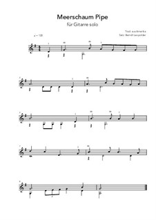 Meerschaum Pipe: G Major by folklore