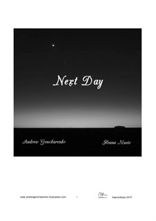 Next Day, Op.35: Next Day by Andrew Goncharenko