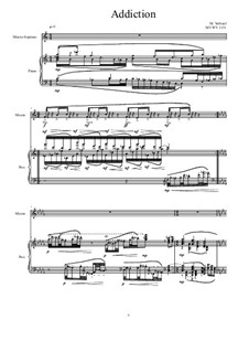 Songs of love for Mezzo and Piano No.4, MVWV 1152: Songs of love for Mezzo and Piano No.4 by Maurice Verheul
