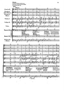 Oedipus in Kolonos, Op.93: Nr.4-6 by Felix Mendelssohn-Bartholdy
