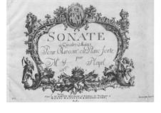 Sonate Nr.1 für Cembalo und Klavier, vierhändig: Sonate Nr.1 für Cembalo und Klavier, vierhändig by Ignaz Pleyel
