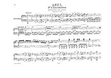 Vollständige Oper: Nr.1-15, für Klavier, vierhändig by Wolfgang Amadeus Mozart