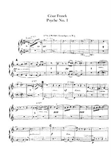 Psyche, M.47: Hörnerstimmen by César Franck