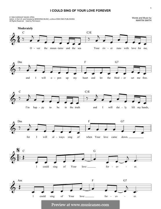 Melodische Linie
