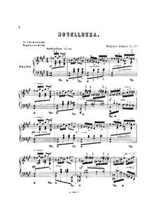 Novellozza, Op.47: Novellozza by Benjamin Godard