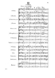 Sinfonie Nr.2 in A-Dur für Orgel und Orchester, Op.91: Teile III, IV, V by Alexandre Guilmant