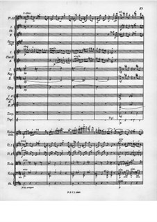 Konzert für Violine und Orchester in H-Dur: Teil IV by Ernest Schelling