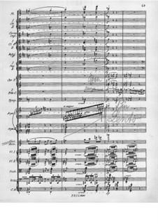 Konzert für Violine und Orchester in H-Dur: Teil II by Ernest Schelling
