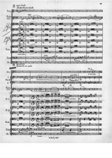 Konzert für Violine und Orchester in H-Dur: Teil III by Ernest Schelling