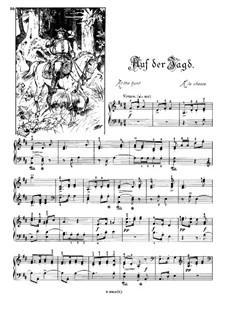 Musikalisches Bilderbuch, Op.41: Auf der Jagd by Alexis Holländer